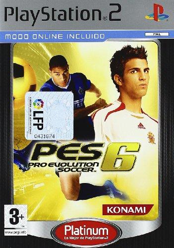 Pro Evolution Soccer 6 Platinum