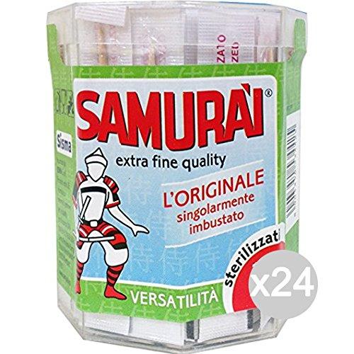 Set 24 SAMURAI 150 Dents Jar Cuisine Et Table Emballés