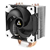 Antec A50-OP CPU Cooler AM4 CPU Cooler 4 Heatpipes CPU Air Cooler 120mm PWM Fan Air Cooling for Intel/AMD