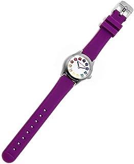 Reloj para Niño Analógico Cuarzo japonés con Correa de Silicona AGR257