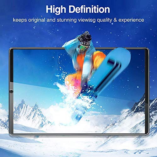 Aswant Lenovo Tab M10 Plus FHD Schutzfolie [2 Stück] Lenovo M10 Plus HD Schutz Folie Gehärtetem Glas Flim 9H Panzerglas für Tablets Lenovo Tab M10 Plus 10,3 Zoll FHD TB-X606X / TB-X606F