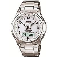 [カシオ] 腕時計 ウェーブセプター 電波ソーラー WVA-M630D-7AJF シルバー