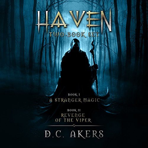 Haven Series Collection audiobook cover art