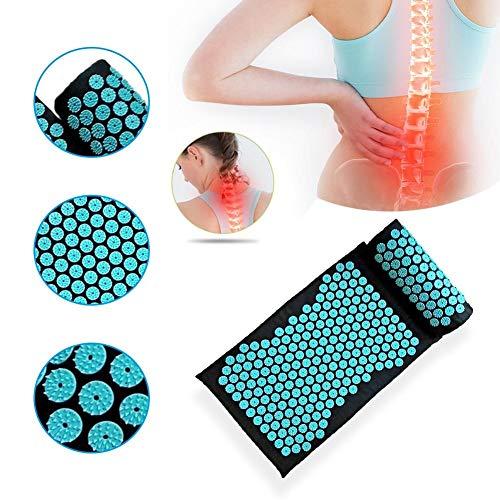 XIAOHE X-H Massage Kussen Yoga Mat Spierspanning Spike Pad Lichaam Verlicht Stress Pijn Acupunctuur Massager
