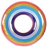Anillo de natación Paquete Inflable de Donuts de Anillo de natación de - Donut Party and Pool Party Decorations