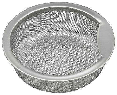 ガオナ これエエやん シンク用 ステンレス製ゴミカゴ 排水口のゴミ受け (錆びにくい 汚れにくい 衛生的) GA-PB010