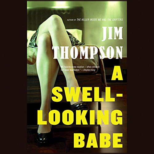 A Swell-Looking Babe audiobook cover art
