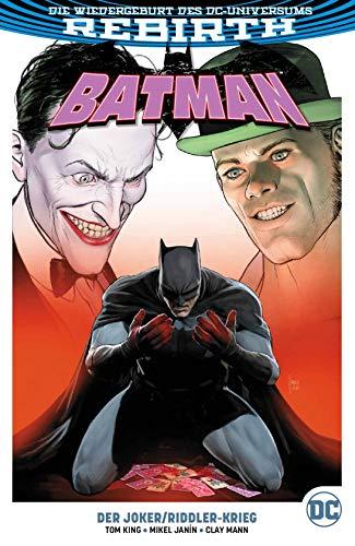 Batman: Bd. 4 (2. Serie): Der Joker/Riddler-Krieg