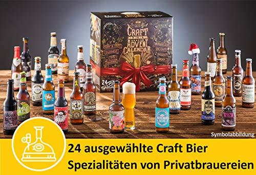 KALEA Craft Beer Adventskalender 2020, Biere von Privatbrauereien, Weihnachtskalender - 3