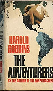 The adventurers [by] Harold Robbins