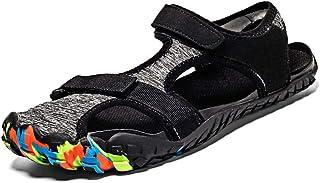 Sandales Femme Homme Sandales de Randonnée Marche Trekking Été Séchage Rapide Bout Fermé Chaussures de Plage & Piscine