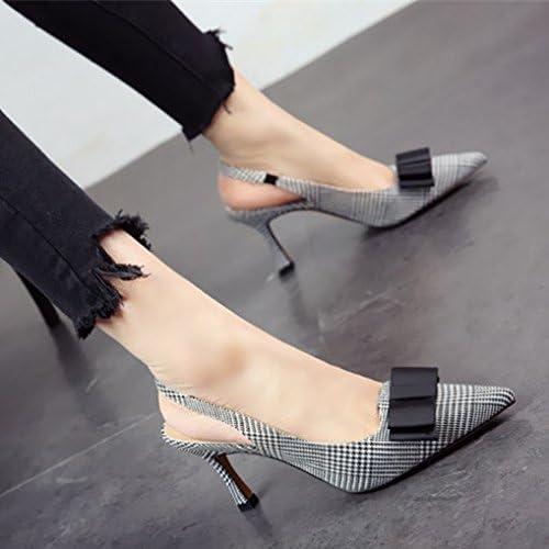 FLYRCX Mode Printemps - été européenne personnalité Talon Haut Haut Talon douceHommest douceHommest, Fines Chaussures Sandales MesLes dames Partie  forme unique
