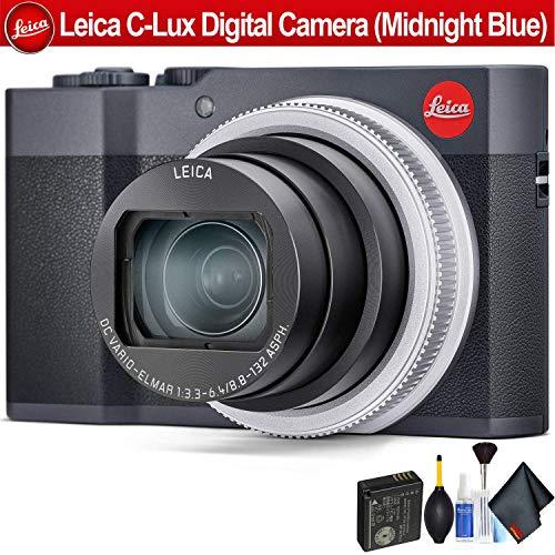 Leica C-Lux Digital Camera (Midnight Blue) - Starter Bundle
