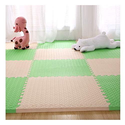 Why Choose ALGFree Foam Puzzle Mat Infant Crawling Mat Child Game Pad Interlocking Floors Tiles PE S...