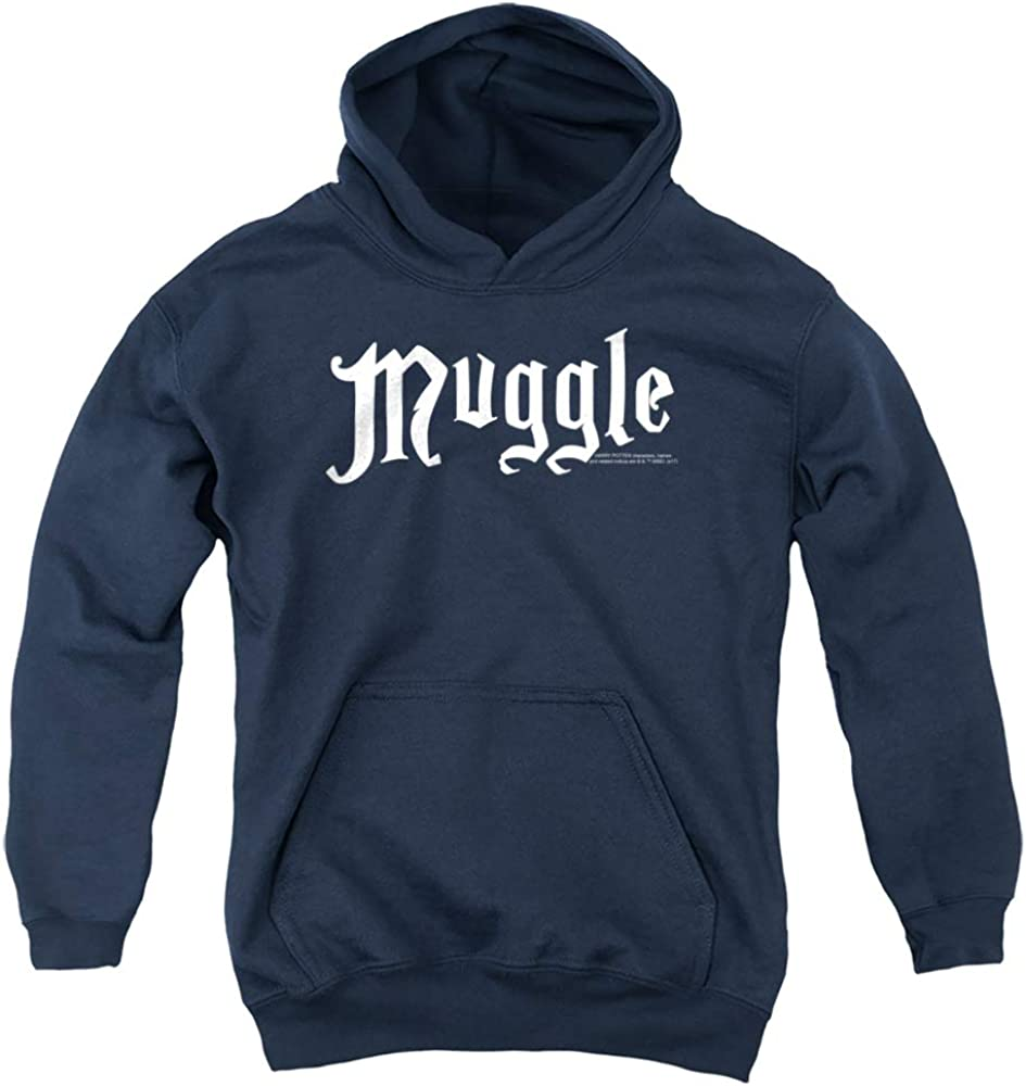 Harry Max 75% OFF Potter Muggle Unisex sold out Youth Pull-Over Hoodie