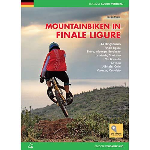 Mountainbiken in Finale Ligure