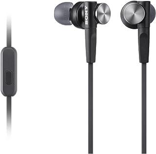 comprar comparacion Sony MDRXB50APB.CE7 - Auriculares intraurales (Extra Bass, micrófono Integrado), Negro