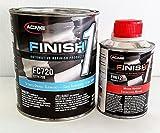 FC 720 Quart Kit W/FH 612 Hardener a Sherwin Williams Finish1 Urethane Clear Coat Restoration Auto Paint