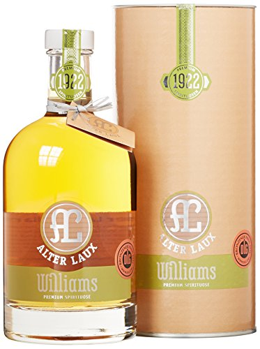 Alter Laux Williams, 500ml in einer Geschenkhülse