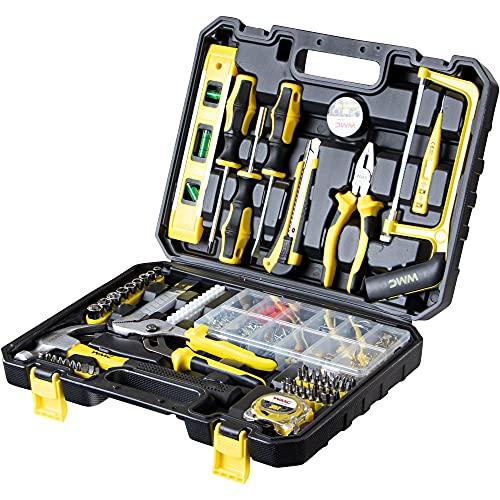 WMC TOOLS Werkzeug Set Werkzeugkoffer...