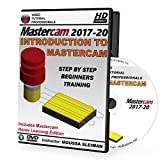 Mastercam 2017-2020 - Introduction To Mastercam Video Tutorial in 720p HD