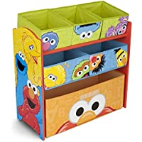 Delta Children 6-Bin Toy Storage Organizer