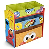 Recommended for ages 3 to 6 Made of engineered wood, solid wood and fabric Assembled dimensions: 24.61 x 11.81 x 26.57 Inches (LxWxH) Easy assembly Meets or exceeds all safety standards set by the CPSC