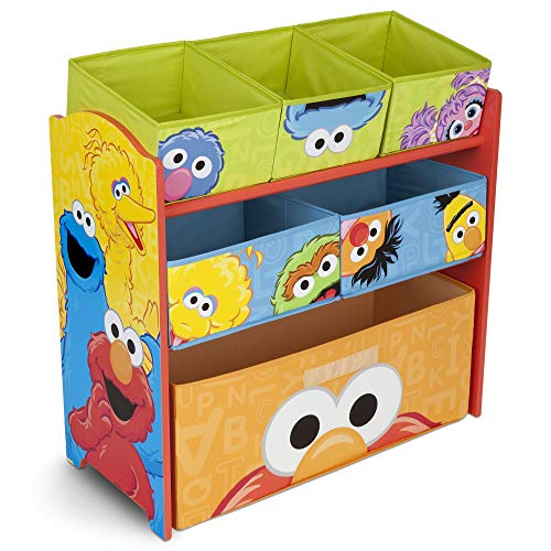 Delta Children 6-Bin Toy Storage...