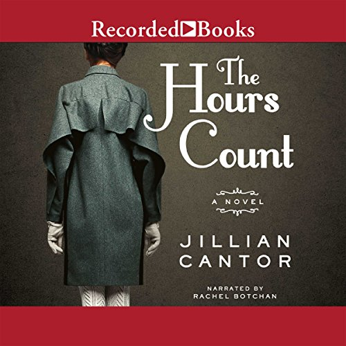 The Hours Count audiobook cover art