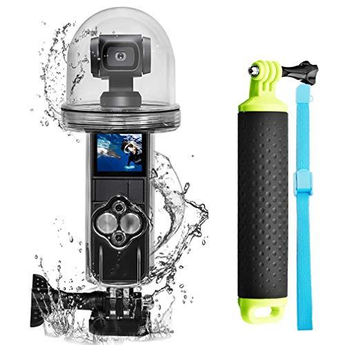 60m Funda Resistente al Agua Protectora para dji OSMO Pocket + Empunadura Flotante