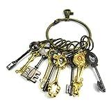 Skycostume Fairy Tail Collection Set of 18 Golden Zodiac Keys