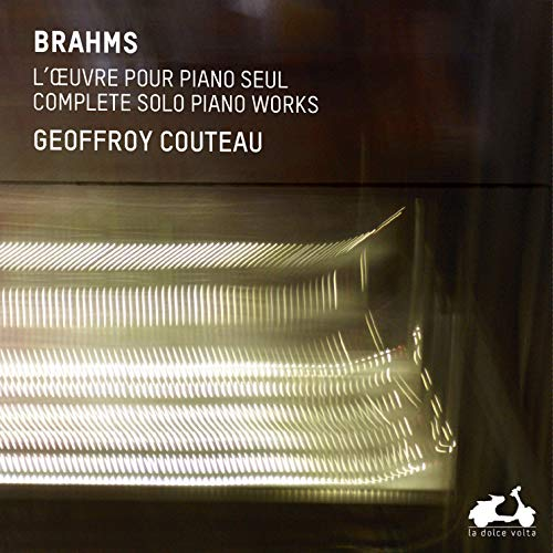 Brahms: The Complete Solo Piano Works
