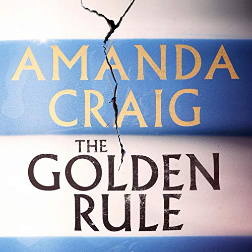 The Golden Rule audiobook cover art