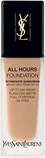 YVES SAINT LAURENT All Hours Full Coverage Matte Foundation SPF 20 25ml # BD40 Warm Sand