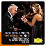 Complete Recordings on Dg 1978-1988 - nne-Sophie Mutter