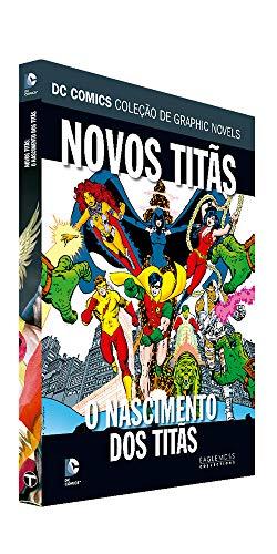 Dc Graphic Novels Ed. 84 - Novos Titãs - O Nascimento Dos Titãs
