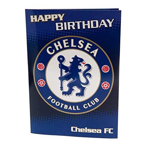 Chelsea F.C. Musical Birthday Card Photo #3