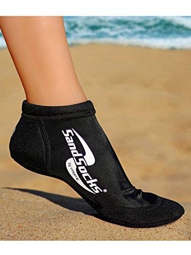 Sand Socks Sprites (Black, Medium)