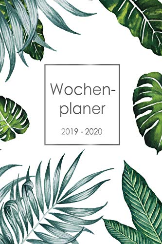 Wochenplaner 2020: Studienplaner A5 | 365 Tage planen, notieren und erledigen für mehr Klarheit, Struktur & Produktivität | To-Do-Listen & Notizfelder für jede Woche | Sep 2019 - Dez 2020