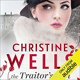 The Traitor's Girl cover art