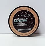 MAYBELLINE Pure Makeup Mineral-74 natural.rose dune