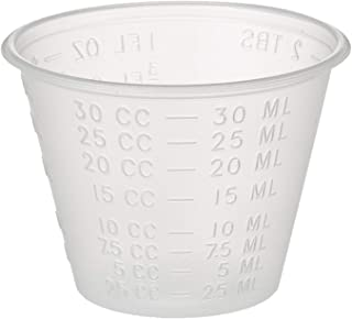 Disposable Paint/epoxy Mixing Measuring Cups