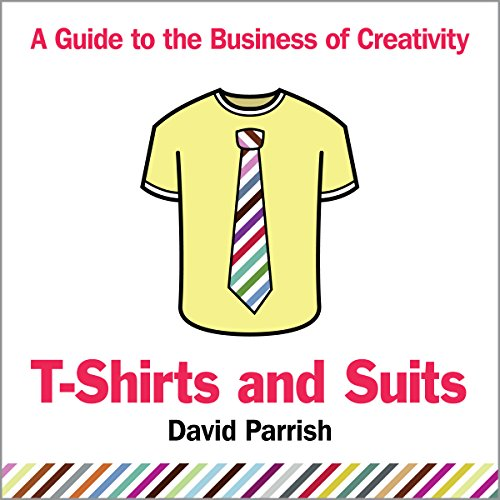 T-Shirts and Suits audiobook cover art