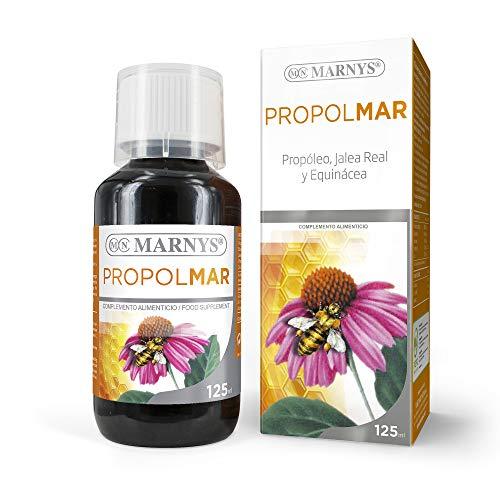 MARNYS Propolmar Jarabe de Proóleo, jalea Real, Equinácea y Vitamina C 125ml