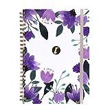Cuaderno T-Notes Lilla - A4- Interior Rayas- Takenote 241-6 Agendas- Wireo (lila)