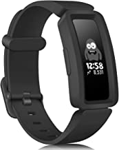 KOLEK Bands Compatible with Fitbit Ace 2 for Kids,Soft Silicone Waterproof Bracelet Accessories Sports Watch Strap Wristba...