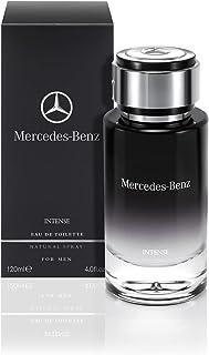 Mercedes Benz - Intense - Eau de Toilette - Spray for Men - Deep Woody Scent, 4 oz (3595471021113)