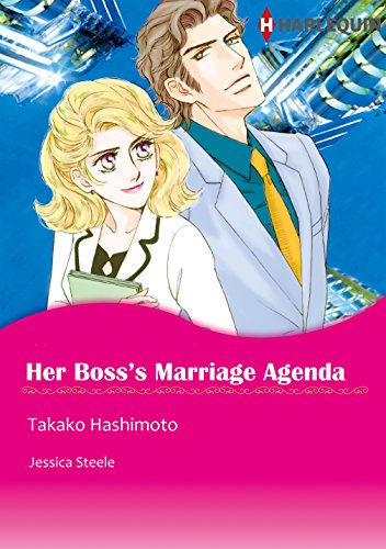 Her Boss's Marriage Agenda: Harlequin comics (English Edition)