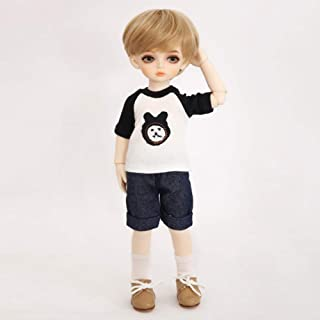 Boy BJD Doll Children's Creative Toys 1/6 26CM 10Inch Ball Jointed Dolls Action Full Set Figure SD Doll with Clothes Shoes...