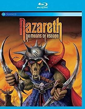 Nazareth  No Means Of Escape [Blu-ray] [Region A & B & C]